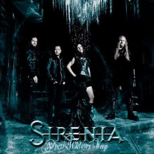 Sirenia - Seven Widows Weep cover art