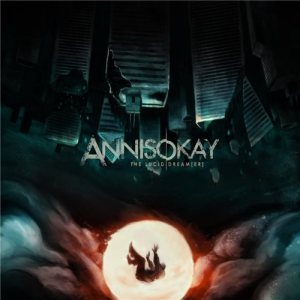 Annisokay - The Lucid Dream[er] cover art