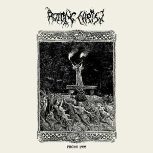 Rotting Christ - Promo 1995 cover art
