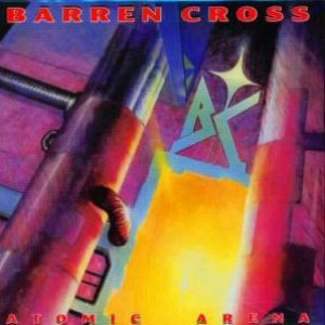 Barren Cross - Atomic Arena cover art