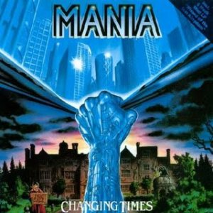 Mania - Changing Times cover art