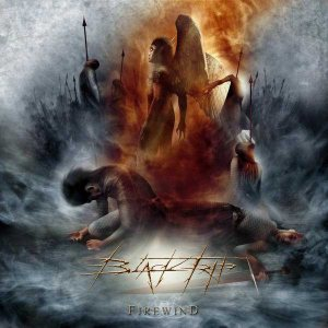 Black Trip - Firewind cover art