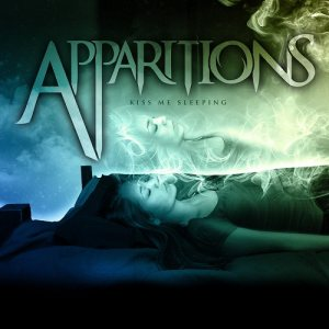 Apparitions - Kiss Me Sleeping cover art