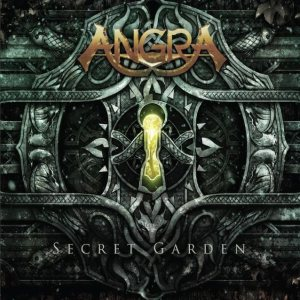 Angra - Secret Garden cover art