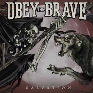 Obey the Brave - Salvation cover art