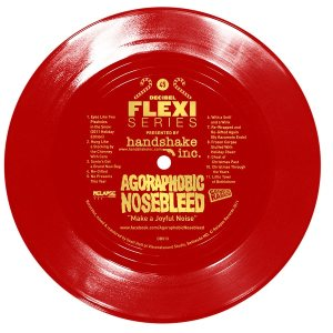 Agoraphobic Nosebleed - Make a Joyful Noise cover art