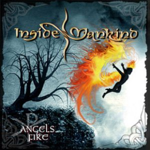 Inside Mankind - Angels Fire cover art
