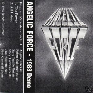 Angelic Force - 1988 Demo cover art