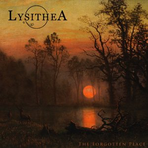 Lysithea - The Forgotten Place cover art