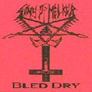 Song of Melkor - Bled Dry (Exsanguinated Christ) cover art