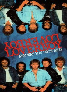 Loverboy - Any Way You Look At It cover art