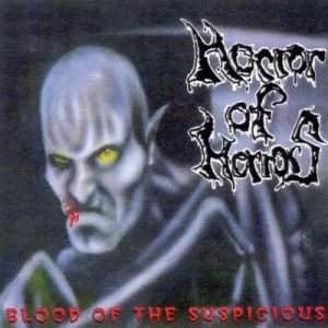Horror of Horrors - Blood of the Suspicious cover art