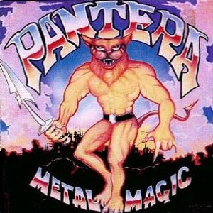 Pantera - Metal Magic cover art