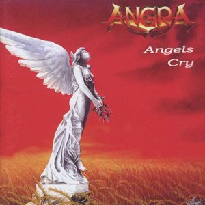Angra - Angels Cry cover art