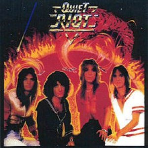 Quiet Riot - Quiet Riot cover art