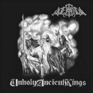 Valhalla - Unholy Ancient Kings cover art