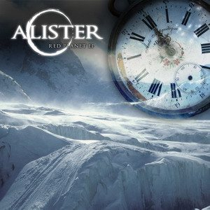 Alister - Red Planet cover art