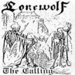 Lonewolf - The Calling cover art