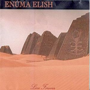 Enuma Elish - Live forever cover art