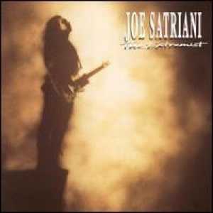 Joe Satriani - The Extremist cover art