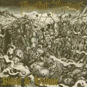 Bestial Warlust - Blood & Valour cover art