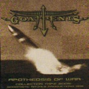 GoatPenis - Apotheosis of War cover art