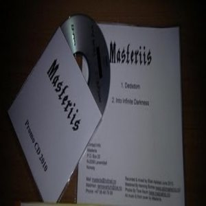 Masteriis - Promo 2010 cover art