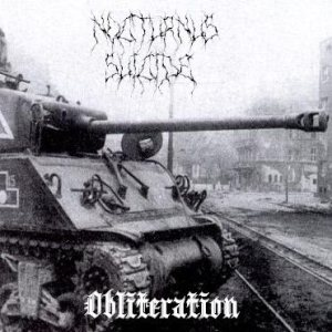 Nocturnus Suicide - Obliteration cover art