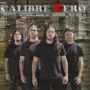 Calibre Zero - Inmune cover art