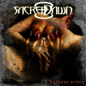 Sacred Dawn - A Madness Within cover art