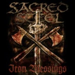 Sacred Steel - Iron Blessings cover art