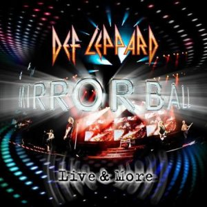 Def Leppard - Mirrorball cover art