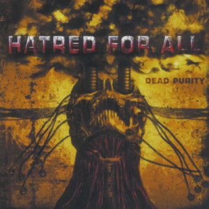 Hatred For All - Dead Purity cover art