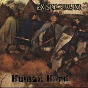 Zx Spectrum - Human Herd cover art