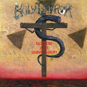 Holy Terror - Terror and Submission cover art