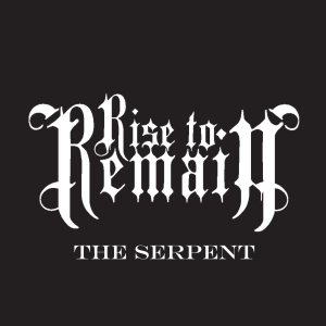 Rise to Remain - The Serpent cover art