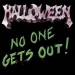 Halloween - No One Gets Out cover art