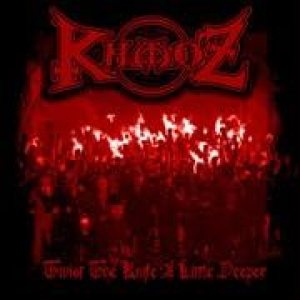 Khaoz - Twist the Knife a Little Deeper cover art