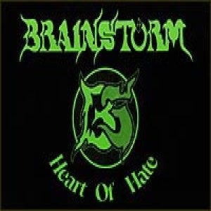 Brainstorm - Heart of Hate cover art