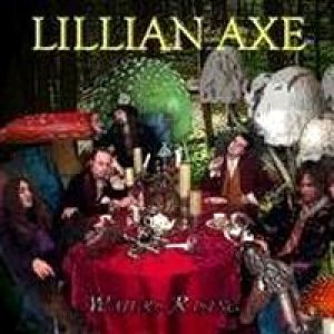 Lillian Axe - Waters Rising cover art