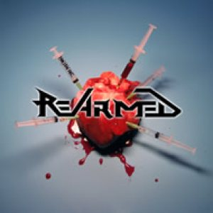 Re-Armed - Hollow Inc. cover art