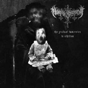 Human Serpent - The Gradual Immersion in Nihilism cover art