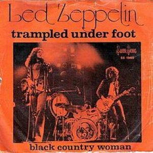 Led Zeppelin - Trampled Under Foot cover art