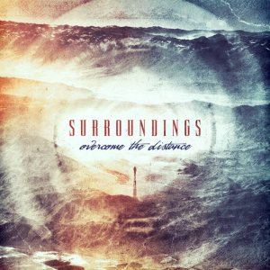 Surroundings - Overcome the Distance cover art
