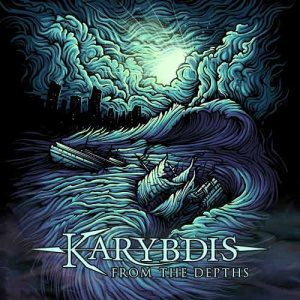 Karybdis - From the Depths cover art