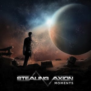 Stealing Axion - Moments cover art