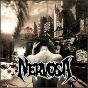 Nervosa - 2012 cover art