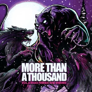 More Than A Thousand - Volume IV: Make Friends and Enemies cover art