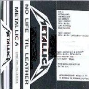 Metallica - No Life 'til Leather cover art