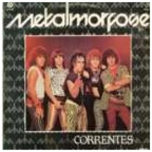 Metalmorphose - Correntes cover art